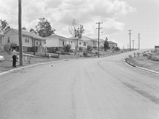 Mount Pritchard, 1964