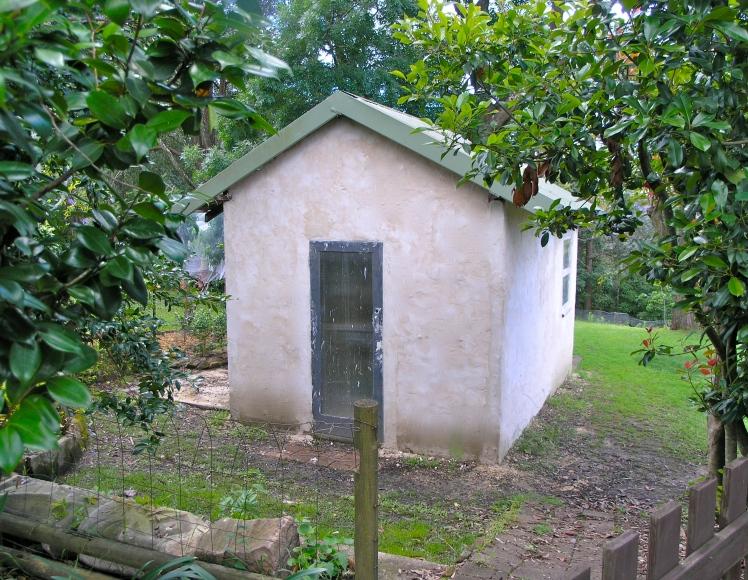 Tiny House nearly done!